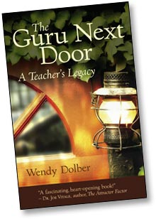 The Guru Next Door by Wendy Dolber book cover